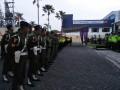 TNI Polri Amankan Debat Publik Pilkada Kediri