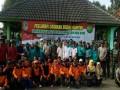 Danramil 0811/19 Montong Beserta Anggota Ikuti Deklarasi Gerakan Bebas Sampah