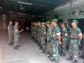 Pasi Pers Kodim 0815 Mojokerto Terima Laporan Korps Rotasi Jabatan