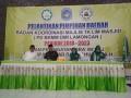 Dandim Lamongan Hadiri Acara Pelantikan Pimpinan Daerah Badan Kordinasi Majelis Ta'lim Masjid Dewan Masjid Indonesia (PD BKMM DMI Lamongan) Periode 2018-2023