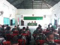 Kodim 0812 Lamongan Terima Sosialisasi Dan Promosi Masuk Perguruan Tinggi Universitas Merdeka (UNMER)