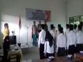 Batituud Koramil 08111/17 Senori Ikuti Pelantikan Panwaslu