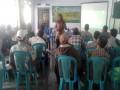 Bati Wanwil Koramil 0815/12 Ngoro Ikuti Temu Teknis Penyuluh Pertanian