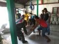 Satgas TMMD Ke 101 Kodim 0814 Jombang Dorong Lumbung Desa Untuk Lebih Maju