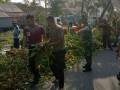 "Megilan…"" Kodim lamongan Ajak Tiga Pilar dalam peduli lingkungan"