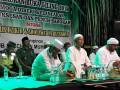 Danramil 0809-Pesantren Menghadiri Kediri Bersholawat Dalam Rangka Tasyakuran Buka Giling