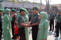 Periode 1 April 2018, 58 Prajurit Kodim 0813 Bojonegoro Naik Pangkat