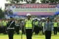 Dandim 0814 Jombang Ikut Gelar Operasi Patuh Semeru 2018