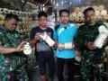 Satgas TMMD Kodim Jombang Semangati Pemuda Budidaya Jamur