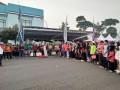 Semarak Jalan Sehat Dalam Rangka Hari Jadi Kabupaten Kediri