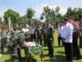 Pembukaan TMMD Ke-101 Kabupaten Jombang Meriah