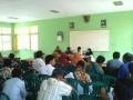 Danramil 0815/14 Dlanggu Ikuti Rakor & Sosialisasi Penyusunan RDKK Pupuk Bersubsidi