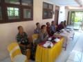 Babinsa Pos Ramil Mojoanyar Hadiri Pelaksanaan  PAW Kepala Desa Kepuhanyar