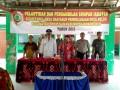 Danramil 0815/02 Bersama Forpimka Hadiri Pelantikan Perangkat Desa Beloh