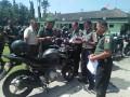 Kodim 0812 Lamongan Menggelar Pemeriksaan Kendaraan Dinas Prajurit
