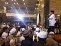 Beserta jajaran Forkopimda kab. lamongan, Dandim 0812 Hadiri acara Tabligh Akbar Ustad Abdul Somad, LC. M.A