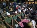 Ribuan Masyarakat Lamongan tumpahruah di masjid Namira dalam menghadiri Tablighakbar Ustadz Abdul Somad Lc MA