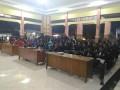 Menjelang Pilgub Jatim 2018, Danramil beserta Muspika Kec babat adakan Silaturahim antar perguruan silat Kecamatan Babat