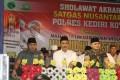 Lewat Sholawat Akbar Satgas Nusantara, TNI Dan Polri Komitmen Jaga Kondusifitas