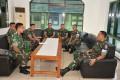 Danrem 082/Cpyj Menerima Kedatangan  Tim Pengawasan Bidang Operasional Sops Ad