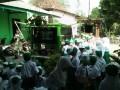 Koramil 0815/05 Gedeg Sosialisasikan SIMOKOS Di Dua Sekolah
