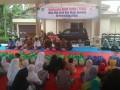 Ini Pesan Danramil 0809-Pare Dalam Berbuka Puasa Bersama 104 Anak Yatim