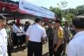 Dandim Kediri Menghadiri Peresmian Jembatan Wijaya Kusuma