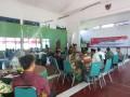 Kodim 0814 Jombang Menjaga Keutuhan NKRI Dengan Pembinaan Peta Jarak Jaring Teritorial