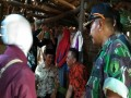 Babinsa 0811- Merakurak Dampingi Warga Peduli Desa Pompongan