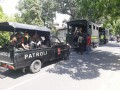 Cegah Aksi Teror Yang Semakin Marak, Personil Gabungan TNI-Polri Di Wilayah Lamongan Gencarkan Patroli Gabungan Dalam Sekala Besar