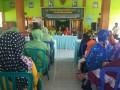 Antusias Masyarakat Kedungpring dalam mengikuti penyuluhan Program KB Kesehatan dari TNI