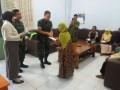 Dandim 0815 Mojokerto Salurkan Watzah Bagi 8 Ahli Waris