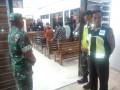 Dandim 0815 Bersama Kapolres Mojokerto Kota Pantau Langsung Pengamanan Gereja