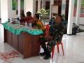 Babinsa 0811- Bandungrejo Ikuti Sosialisasi Pembagian Kartu Tani