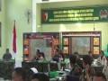 Kodim Kediri Latihan Posko I Jelang Bulan Ramadhan