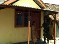 Muktiningsih Terharu, Rumahnya Telah Selesai Dibangun TNI