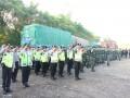 TNI – Polri – Pemda Amankan May Day Is Fun Day Di Mojokerto