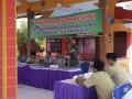 Danramil  Trowulan Bersama Forpimka Hadiri Pelantikan Perangkat Desa Balongwono