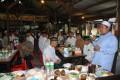 Danrem 082/CPYJ Buka Puasa Bareng Pimpinan Pondok Pesantren Riyadlul Jannah