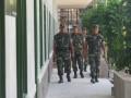 Danrem 082/CPYJ Tinjau Personel Pam Pilkada di Jombang