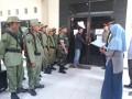 Sinergitas TNI Polri Kawal Suara Pilkada Menuju KPUD Kota Kediri