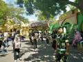 Libur Lebaran TNI Siaga Di Tempat Wisata