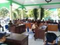 Tiga Pilar Purwosari Laksanakan Pengamanan Rapat Pleno Terbuka Dan Rekapitulasi Penghitungan Suara
