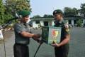 Dandim 0811 Tuban Berangkatkan 218 Prajurit dan PNS Cuti Lebaran  serta penyerahan bingkisan secara simbolis