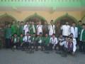 Kasdim 0815 Jalin Silaturahmi  dengan PC GP Ansor Mojokerto