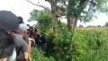 Warga Desa Ngampel Dihebohkan Sosok Yang Menggantung Di Pohon Trembesi