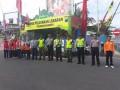 TNI – Polri & Lintas Sektor Di Mojokerto Bersinergi Amankan Arus Balik