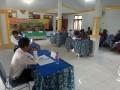 Danramil 0815/18 Gondang Pantau Langsung Pelaksanaan Seleksi Perangkat Desa
