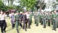 Ratusan Aparat Gabungan Bojonegoro Ikuti Apel Serpas PAM Pilkada