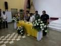 Masa Tenang, Kasdim 0815 Bersama FKUB datangi Paroki Kota Mojokerto